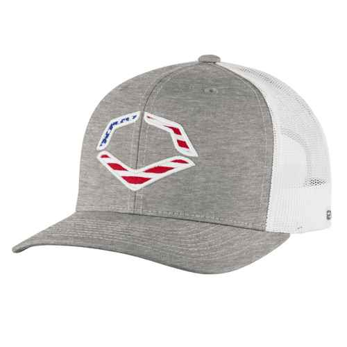 Evoshield Snap Back Hat-rot USA-image