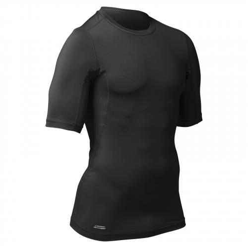super popular 4e0e6 9c26b Half Sleeve Compression Shirt kurzarm