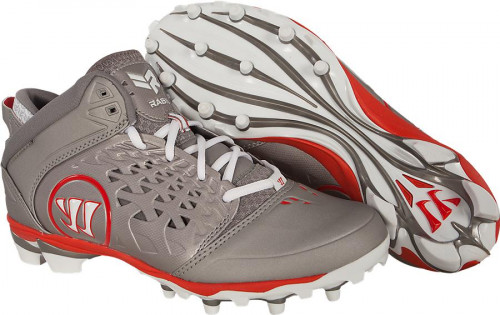 Mid Cut  Adonis Cleats Rabil Edition grau - Bild 1