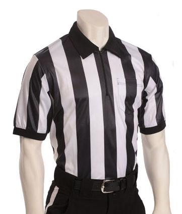 big sale 9ef49 91158 Schiedsrichter Hemd, kurz ( breite Streifen)