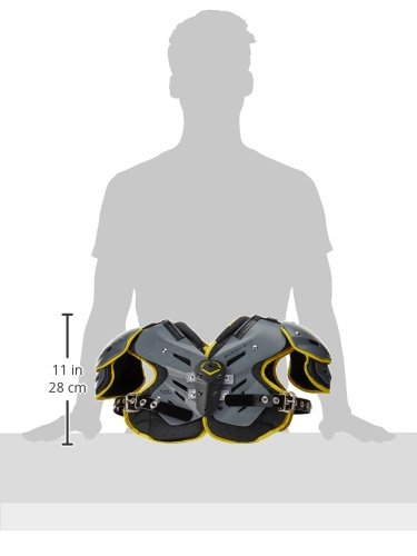 Shoulderpad Evoshield EvoAlpha Junior - Bild 4